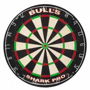 Bull's Shark Pro dartbord incl. rotate-fix bracket-
