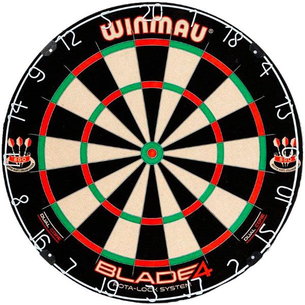 Winmau Blade Dual Core dartbord