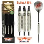 BULL'S Bullet 90% Tungsten 23 - 25 gram dartpijlen
