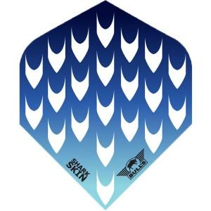 BULL'S sharkskin flight blauw