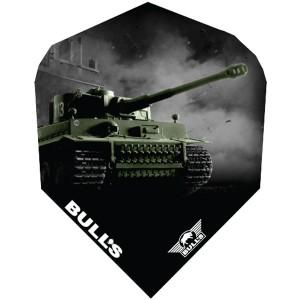 BULL'S Powerflite Solid Tank