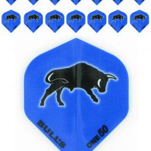 BULL'S One 50 flight - Blauw
