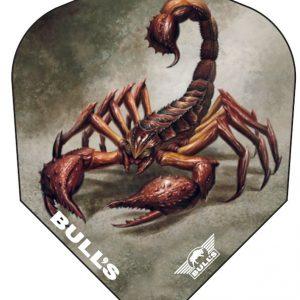 BULL'S Powerflite Scorpion Flights
