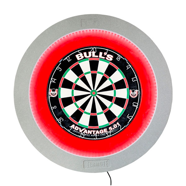 Bull's Termote Led surround - Rood