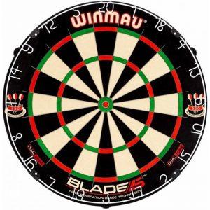 Winmau Blade 5 Dual Core dartbord