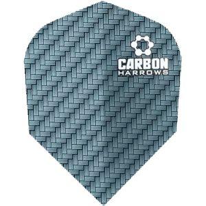 Harrows Atomic Carbon flights Std.6 - Blauw