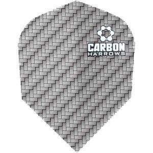 Harrows Atomic Carbon flights Std.6 - Zilver