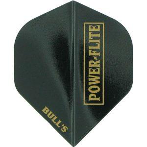 BULL'S Powerflight Std. Zwart-Goud