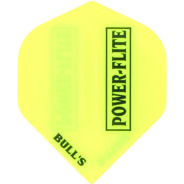 BULL'S Powerflight Std. Geel