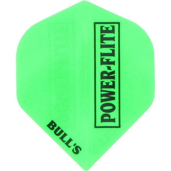 BULL'S Powerflight Std. Groen flights