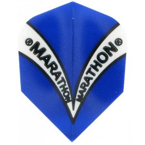 Harrows Marathon flight Std. 6 - Blauw