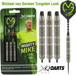 XQ-Darts Michael van Gerwen Brass Dartpijlen