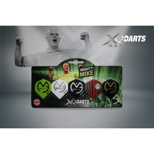 Michael van Gerwen Flights 5-Pack