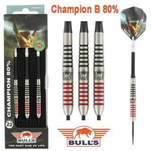 BULL'S Champion B 80% Dartpijlen