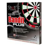 SHOT! Bandit Plus Dartbord