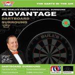 Bull's Advantage Surround - Zwart